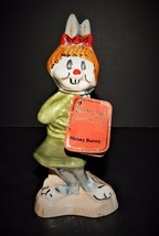 Honey Bunny Vintage Carosello Warner Brothers  Decanter Hand Painted in ... - $29.69