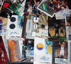 Autographed Basketball Cards Grab Bag Lot of 10 Signatures - £16.97 GBP