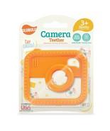 Ulubulu Baby Teether - Camera Teether - Orange - 3 months & older - Teet... - $7.99