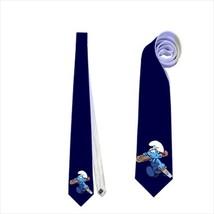 necktie smurf handyman handy tie - $22.00