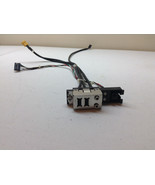 HP dc5700 MT Power Button + USB and Audio I/O 411258-001 410119-001 - $8.88