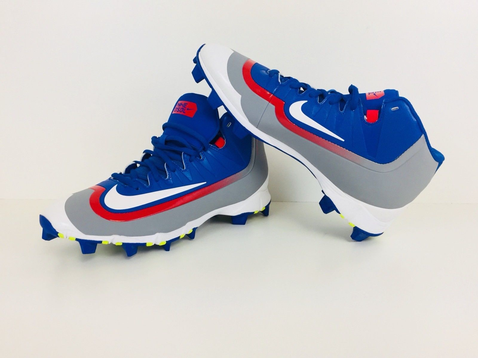 d360e812034998 S l1600. S l1600. Previous. NIKE HUARACHE 2K FILTH KEYSTONE MID BASEBALL  CLEAT SIZE 9 Men s ...