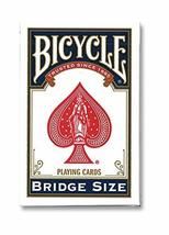 Bicycle Bridge Size Playing Cards (Colors May Vary) - $15.72
