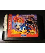 Sonic the Hedgehog Spinball Sega Genesis - $4.29