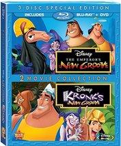 Disney Emperor's New Groove / Kronk's New Groove [Blu-ray/DVD]