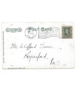 1907 Bristol Tennesssee Flag Cancel on PPC Dead Post Office DPO 1865 to ... - £4.60 GBP