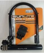 Sunlite ATB U-Lock 8.5 L x 7.5 W w/Q R bracket #39084 New - $29.70