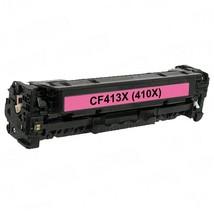 Replacement Magenta CF413X (HP 410X) High Yield Laser Toner Cartridge fo... - $57.93