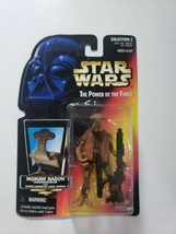 Hasbro Star Wars: Momaw Nadon Hammerhead - 1996 Action Figure - $15.34