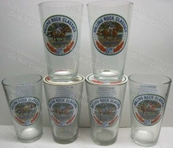 Latrobe Brewing Rolling Rock 1996 Classic Horse Racing 6 Pint Beer Glass... - $169.95