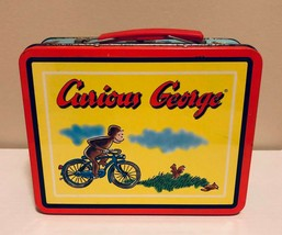 Curious George Metal Lunch Box - $11.87