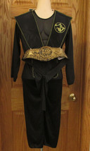 Childrens Halloween Costume Deluxe Muscle Ninja One Size Fits Most  NEW - $10.88