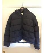 Lee Cooper 2 Zip Bubble Jacket / Ladies - Sizes: M / L - Colour : Navy - $33.50