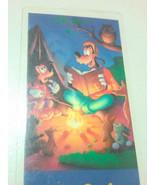 Disney Goofy American Library Association Bookmark 1992 - $13.85