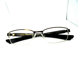 Oakley DOUBLE TAP OX 3123-0253 Pewter 53-18-140 Eyeglasses Frames Men/Women - $49.49