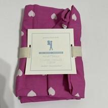 NWT Pottery Barn Kids Pink Heart Pillow Sham - $14.99