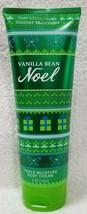 Bath & Body Works VANILLA BEAN NOEL Body Cream Triple Moisture Joy 8 oz/... - $19.79