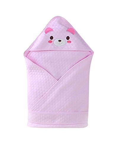 Soft Comfortable Thin Swaddling Clothes/Blanket/Bathrobe,Bamboo Fiber&Cotton