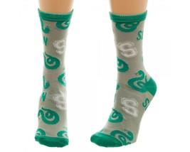 Harry Potter Slytherin Socks - Size 9-11 - $15.49