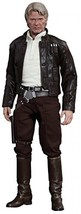 NEW MOVIE MASTERPIECE STAR WARS THE FORCE AWAKENS HAN SOLO 1/6 ACTION FI... - $378.83