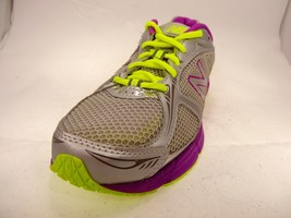 New Balance Womens Running Shoes Size 10D  480V3 Silver/Purple - $48.27