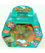 DINO-CHI T-Rex 2001 Tiger Electronics The Interactive Dinosaur Green NEW... - $28.98