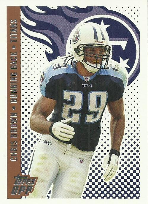 2006 Topps Draft Picks and Prospects #45 Chris Brown