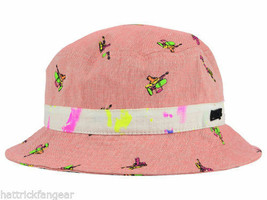 Official Brand Soaked Super Soaker Bucket Style Fishing Cap Hat  L/XL - £10.68 GBP