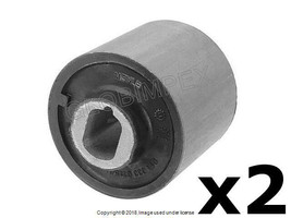 Mercedes w211 Suspension Bushing Front Thrust Arm MEYLE HD NEW (2) + War... - $65.95
