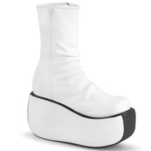 Demonia VIOLET-100 Women's Ankle Boots WVSUE - $85.64