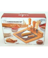 Chef's Basics Select HW1209 6-Piece Slate Cheese Board Set, Multicolor N... - $4.95