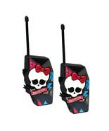 Monster High Fangtastic Walkie Talkies - $35.03