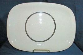 """Block Langenthal Transitions Rings  Large Rectangular Platter 15 1/4"""" - $41.57"""