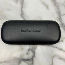 Black Polo Ralph Lauren Hard Shell Eyeglass Case - $5.00