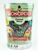 Monopoly DOG LOVER EDITION Replacement Token Theme Pack Customize your Game - $18.76