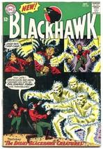 BLACKHAWK #201 1964-DC COMICS-GREAT ISSUE CHOP CHOP VG - $14.55