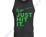 NEW Funny Nike Swoosh Tank Top MEN Sizes Tee Small Medium Large XL 2XL