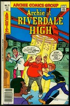 Archie At Riverdale High #72-BETTY/VERONICA/JUGHEAD Fn - $16.14
