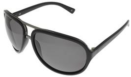 Givenchy Sunglasses Men Gray Black Aviator Polarized SGV729 700P - $177.21
