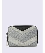 Diesel Women's Jadda X04832 Continental Wallet Gray - $86.84