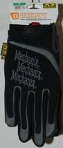 Mechanix Wear 911745 Utility Multipurpose Protection Gloves Black Grey XL image 2