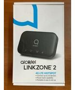 NEW IN BOX T-MOBILE / METRO Alcatel LINKZONE 2 4G LTE HOTSPOT MODEM WiFi MW43TM - $44.00