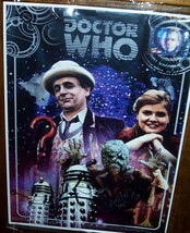 "SYLVESTOR MCCOY ""DOCTOR WHO""  8""x10"" AUTOGRAPHED PHOTO REPRINT - $11.00"