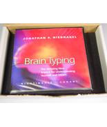 Brain Typing CDs by Jonathan Niednagel 8/Bonus CD/DVD/CDROM 11 Total - $94.99