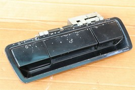 06-12 Nissan Armada Rear Hatch Tailgate Liftgate Trunk Exterior Door Handle G10 image 2