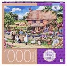 Debbie Cook Farm Cottage Jigsaw Puzzle 1000 pc NIB - $24.70