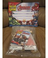 (NEW) Lowe's Build and Grow Thor Avengers 2016 (SEALED) ,#G14E6GE4R-GE 4... - $9.89