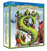 Shrek The Whole Story [Blu-ray]