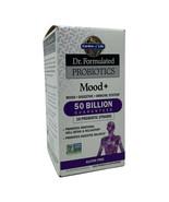 (New) Garden of Life Probiotics Mood+ 50 Billion 60 Veg Caps Exp 02/2023 - $37.61