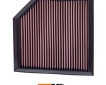 K&N Replacement Air Filter Fits Volvo Xc90 3.2L-L6 2007 33-2400